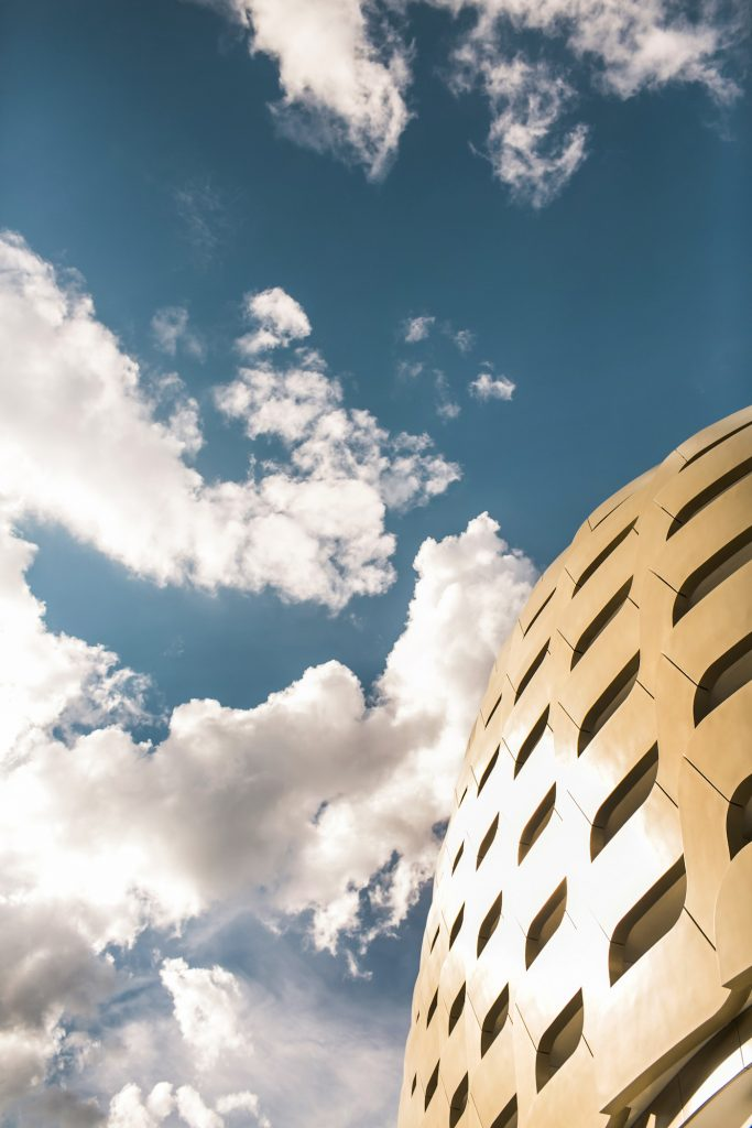Facade of Intercontinental Davos Hotel