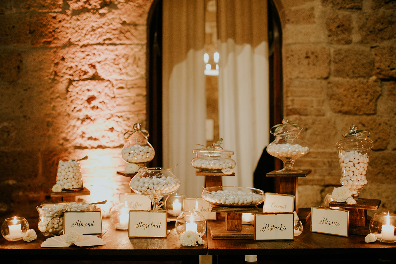 Multicultural destination wedding at La Badia di Orvieto, Italy